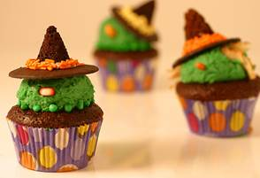 Wicked Cupcakes photo provided by FoodNetwork.com.