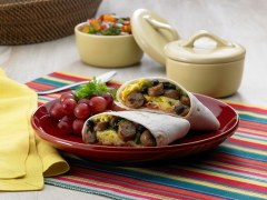 Johnsonville Breakfast Sausage BurritosHR