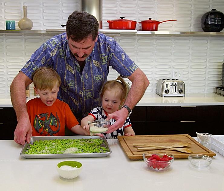 National Men Make Dinner Day